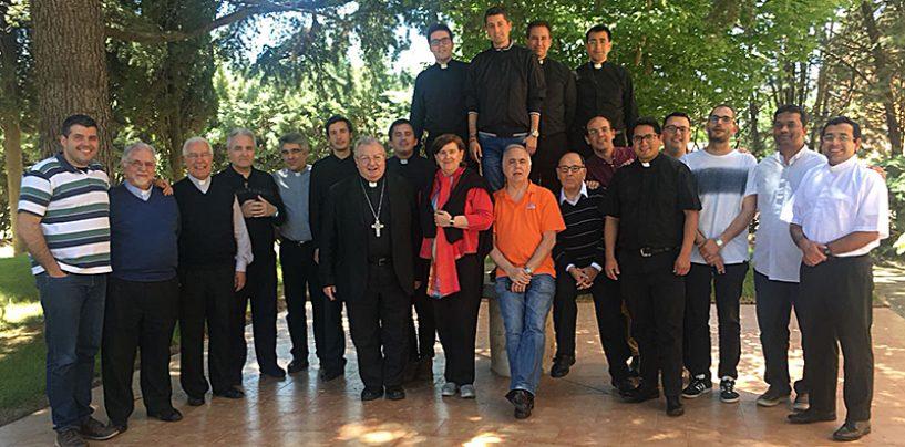 V Encuentro de sacerdotes jóvenes; Iglesia en Castilla