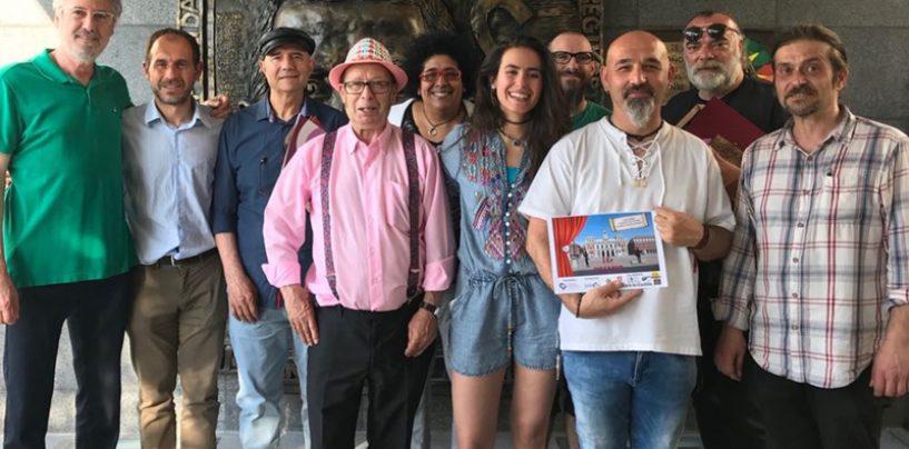 La canción Déjate Encontrar del dúo Recorridos, ganadora del I Certamen Canción de Autor de Valladolid