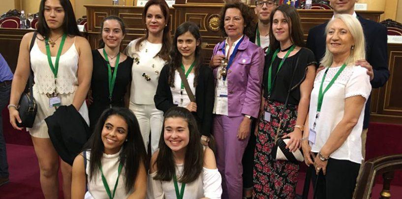 El Colegio Concertado 'Nuestra Señora de la Consolación' de Valladolid gana la primera edición de la 'Liga Debate' Nacional
