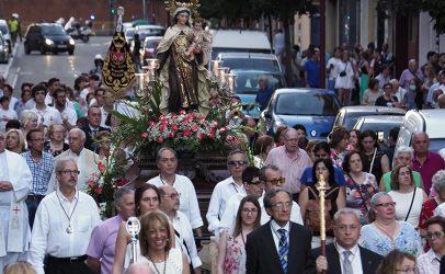 Las Delicias celebra la fiesta de Nuestra Señora del Carmen