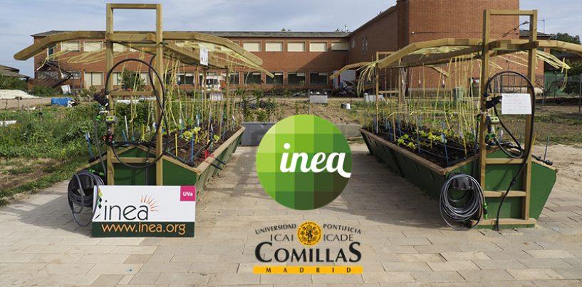 INEA se adscribe a la Universidad Pontificia Comillas para impartir el Grado en Ingeniería Agrícola y Agroambiental