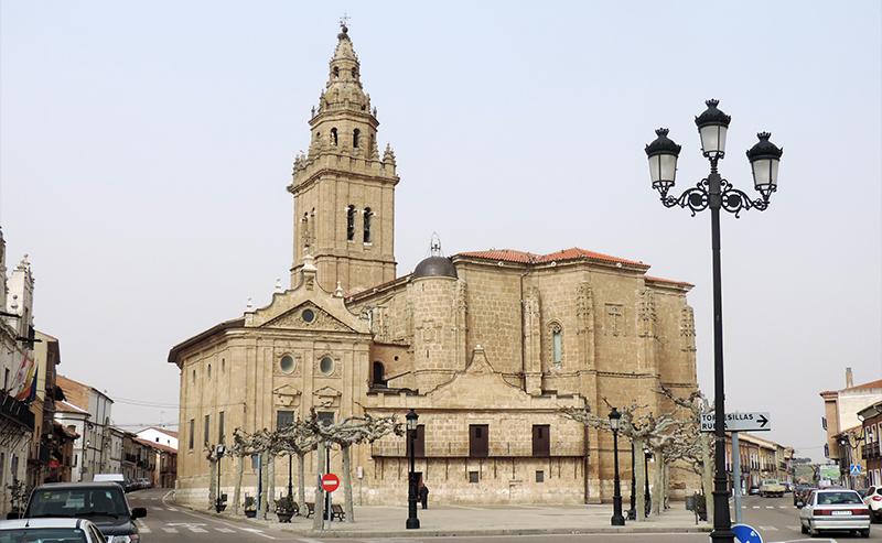 Obras De Restauracion En La Torre De La Iglesia De Los Santos Juanes
