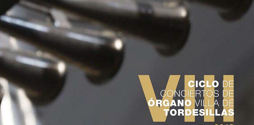 VIII Ciclo de Conciertos de Órgano Villa de Tordesillas