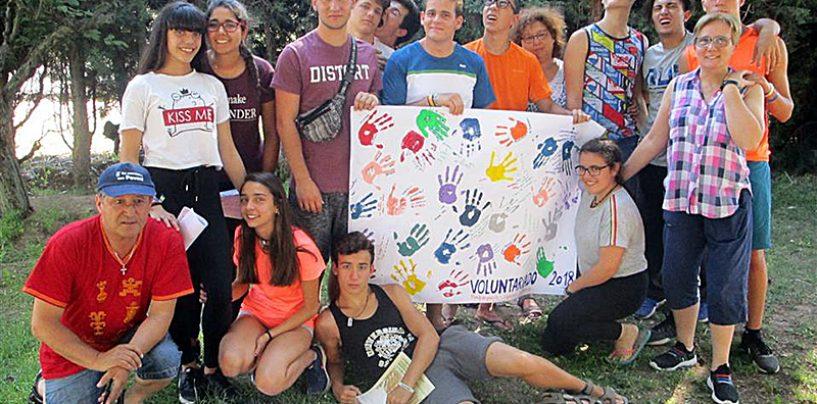 Un verano solidario