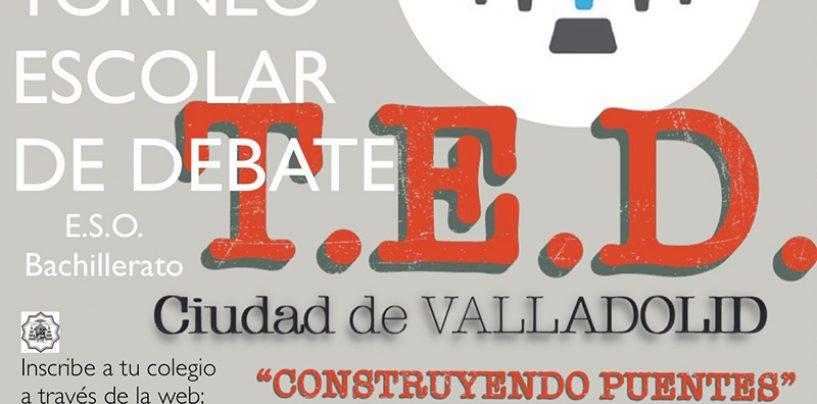 Primer Torneo Escolar de Debate Ciudad de Valladolid