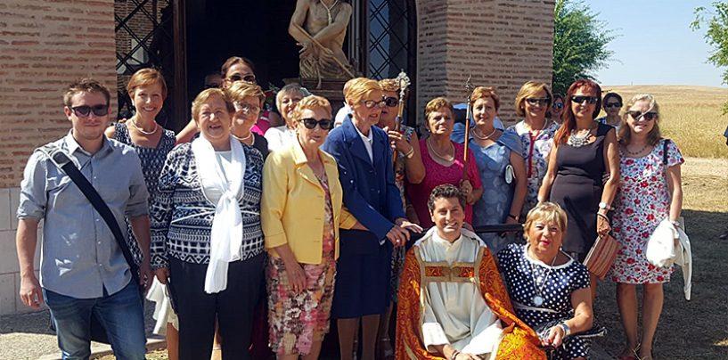 """Fiesta del """"Ecce Homo"""" en Rodilana"""