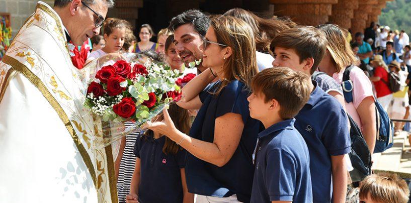 """""""Caminar juntos, compartir esta visión alegre y esperanzada de la familia"""": 28ª Jornada Mariana de las Familias en Torreciudad"""