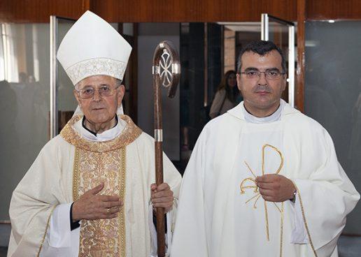 Fernando Bogónez toma posesión como rector del Seminario de Valladolid