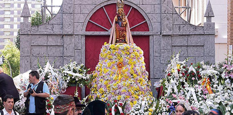 Actos en honor de Nuestra Señora de San Lorenzo
