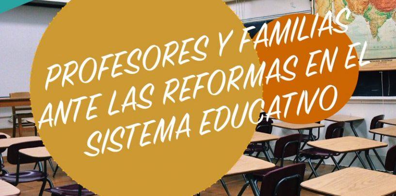 ¿Queres informarte sobre las reformas del sistema educativo en cuestiones de género?