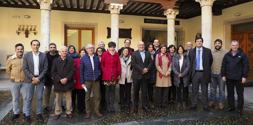 Manos Unidas, ONGA Cebú y Entreculturas fiman convenios con Diputación para proyectos de cooperación
