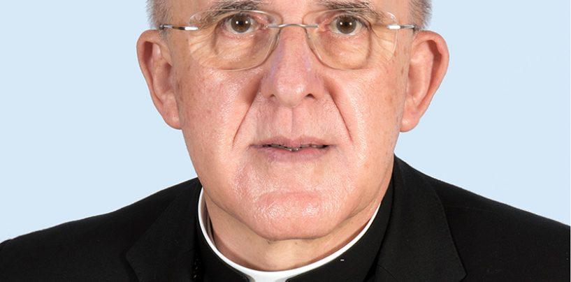Mons. Osoro proclamará el Sermón de las Siete Palabras el Viernes Santo de 2019