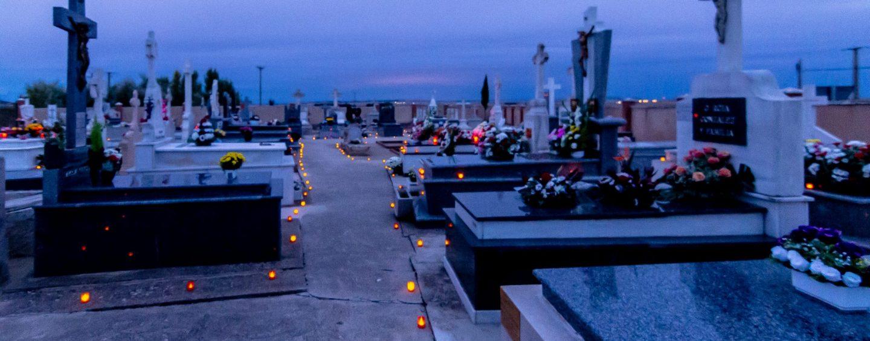 Homenaje a los difuntos en Pedrosa del Rey
