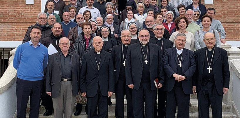 Los religiosos de Castilla y León, Asturias y Cantabria se reúnen con sus obispos en Valladolid