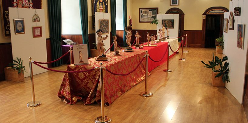 Inauguración de la exposición de belenes en el Palacio Real