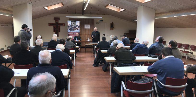 Sinodalidad y comunión: reflexiones de don Ricardo con el clero de Sant Feliu