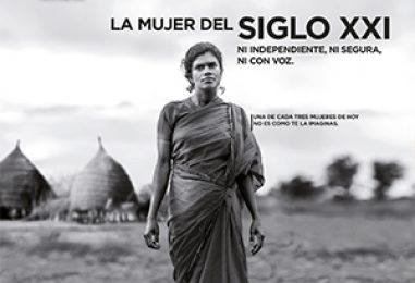 MANOS UNIDAS: La mujer del siglo XXI