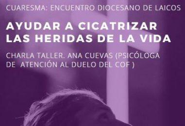 Encuentro Diocesano de Laicos (CDE, 29 de marzo, 19h)