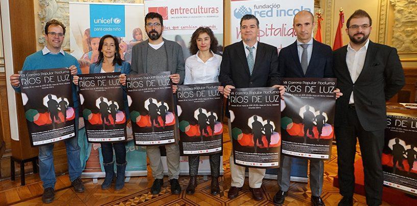 La VIII Carrera popular nocturna Ríos de Luz se celebrará el 30 de marzo