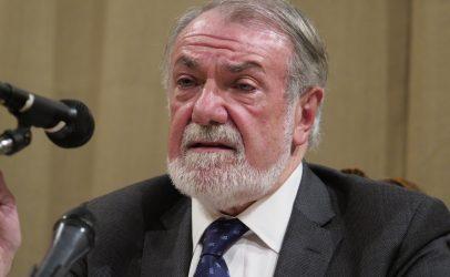 Jaime Mayor Oreja disertó en el Seminario sobre el relativismo moral y la crisis de valores