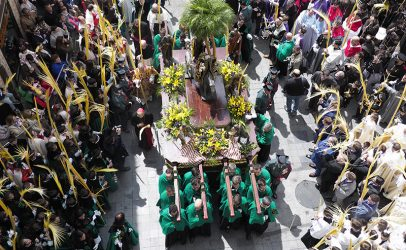 Domingo de Ramos: Damos la bievenida a Jesús