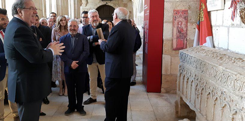 Las Edades del Hombre inauguró el renovado museo de la Colegiata de Covarrubias