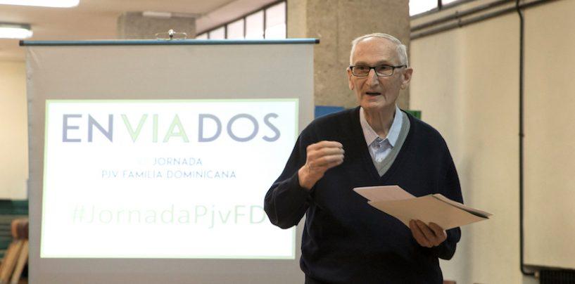 La Diócesis de Valladolid dará el miércoles, 22, su último adiós a Fray Cándido Áñiz Iriarte