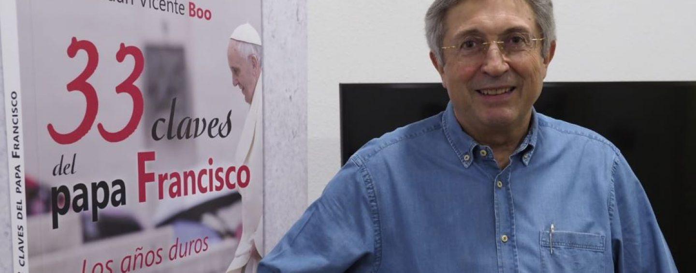 Juan Vicente BOO desvela las claves para entender al papa Francisco