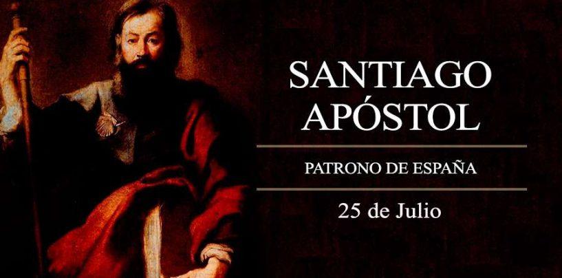 Don Ricardo Blázquez preside la Eucaristía de Santiago Apóstol, patrono de España