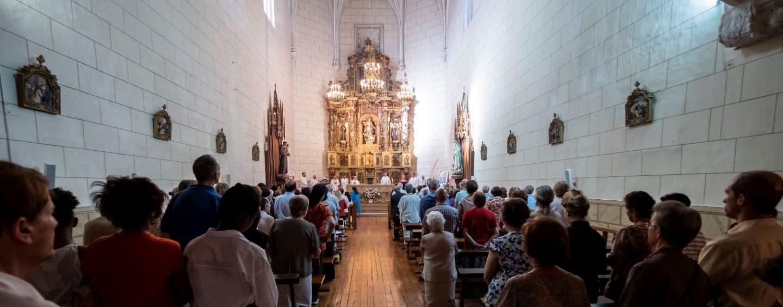 Misa Acción de Gracias Concepcionistas Franciscanas