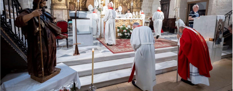 Festividad de Santiago Apóstol, patrón de España