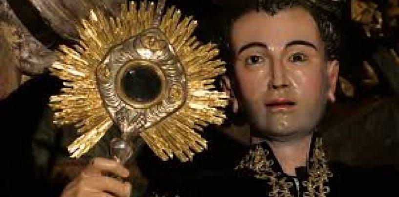 La parroquia de San Nicolás celebra a San Miguel de los Santos
