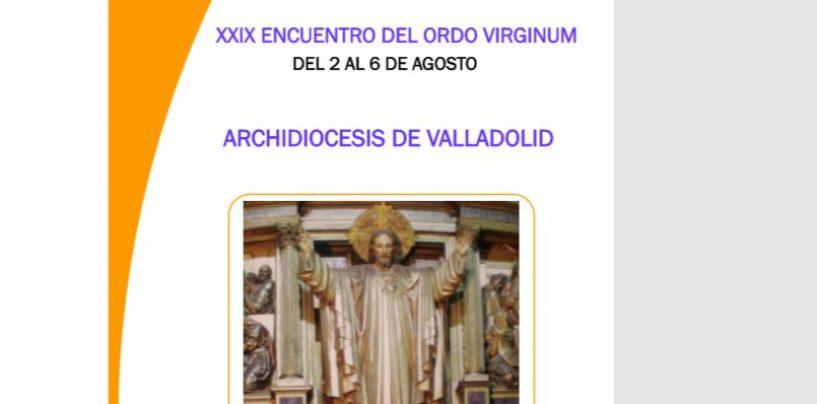 XXIX Encuentro del Ordo Virginum