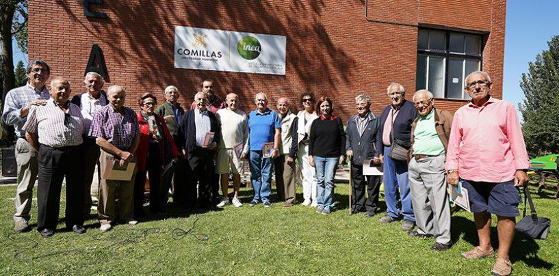 Los hortelanos de INEA celebraron el XIV Mercadillo Ecológico y Solidario para recaudar fondos para Senegal