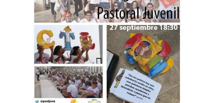 Programación de Pastoral Juvenil