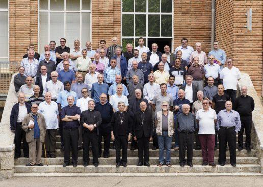 Encuentro sacerdotal de inicio del curso 2019-2020