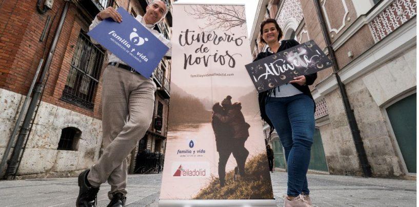 La Diócesis de Valladolid presenta este fin de semana su 'Itinerario de novios' en la feria De Boda