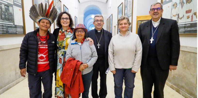 """""""La Amazonía clama por una CONVERSIÓN, pastoral, cultural, ecológica y sinodal"""""""