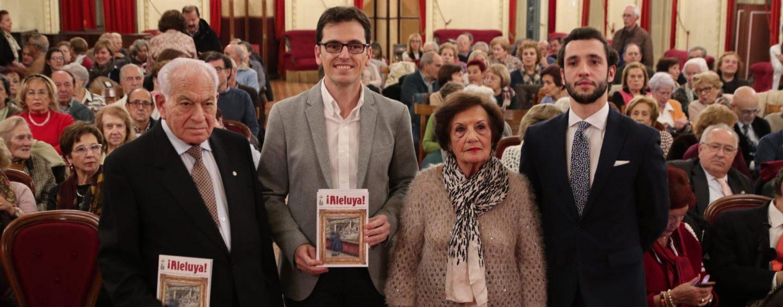 La Asociación Belenista presenta la revista '¡Aleluya!'