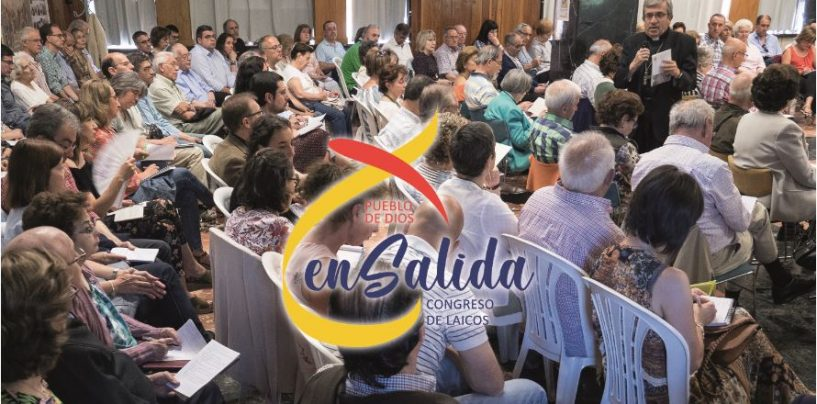 Clausura de la fase diocesana del Congreso Nacional de Laicos
