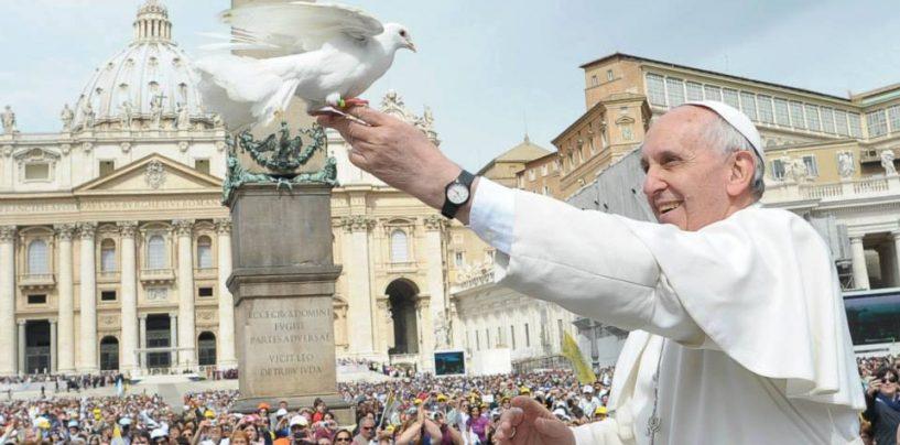"""""""La paz como camino de esperanza: diálogo, reconciliación y conversión ecológica"""". Mensaje del papa Francisco"""