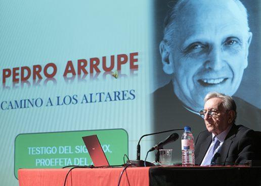 Pedro Arrupe: Camino a los altares