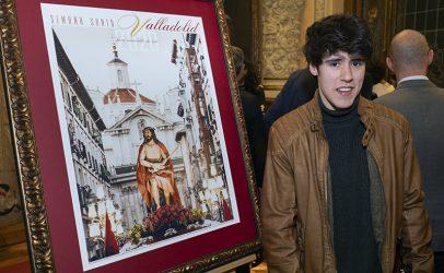 Presentación y glosa del cartel anunciador de la Semana Santa 2020 de Valladolid