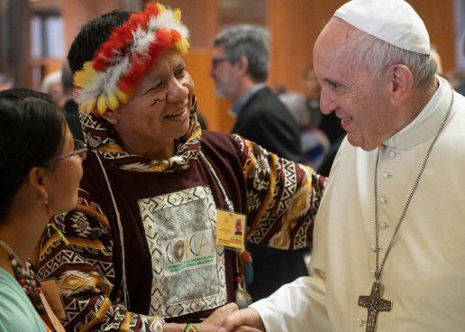 Exhortación 'Querida Amazonía': «No podemos permitir que la globalización se convierta en un nuevo tipo de colonialismo»