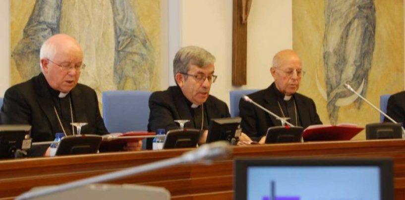 D Luis Argüello, miembro de la Ejecutiva de la CEE
