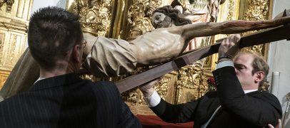 Procesión Extraordinaria Cristo del Olvido