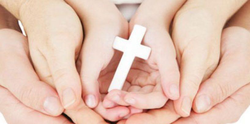 Una ayuda para rezar junto a los tuyos