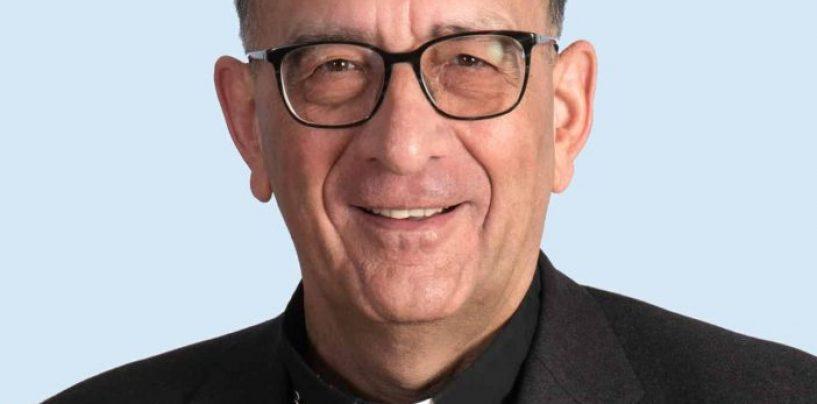 El cardenal Juan José Omella, nuevo presidente de la Conferencia Episcopal