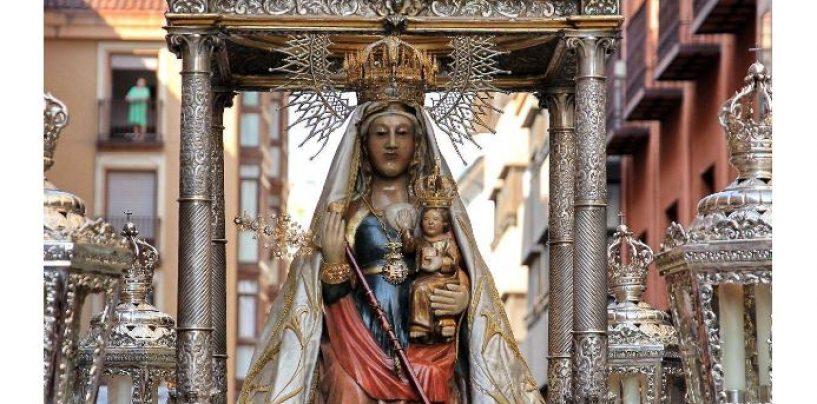 Consagración personal a nuestra Patrona, la Virgen de San Lorenzo