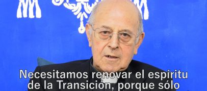 Necesitamos renovar el espíritu de la Transición